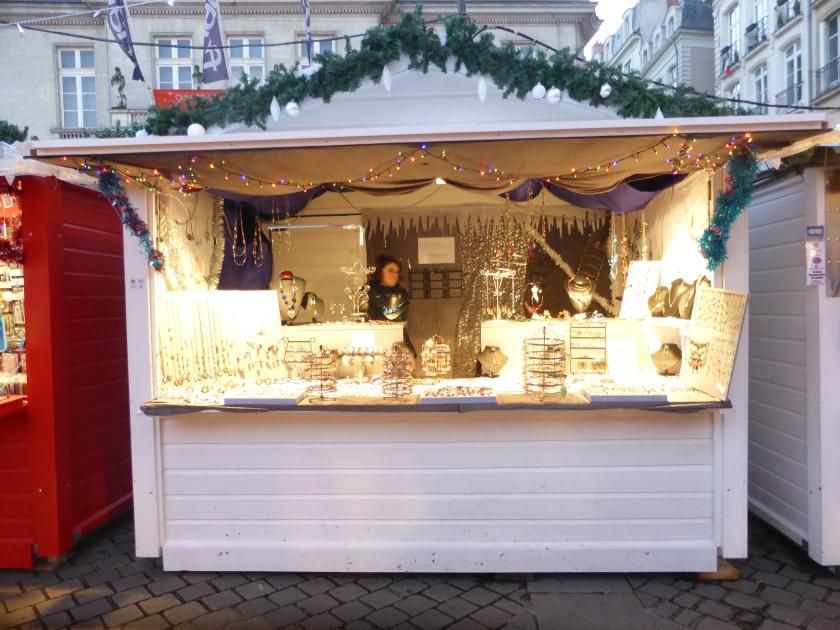 Chalet Marché de Noël Le Havre