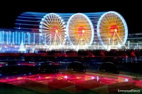 Grande roue Le Havre