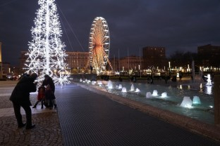 Place de l'Hôtel de Ville au Havre