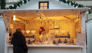 Les bijoux au Marché de Noël du Havre