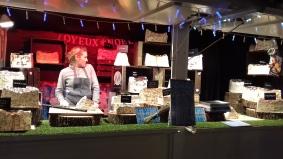 Les délicieux nougats au Marché de Noël du Havre