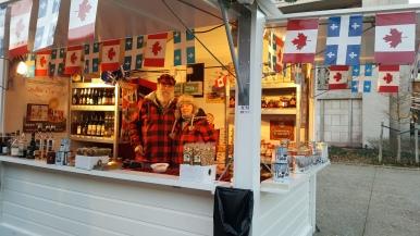 Les spécialités canadiennes au Havre !