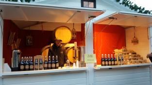 Vin chaud au Havre