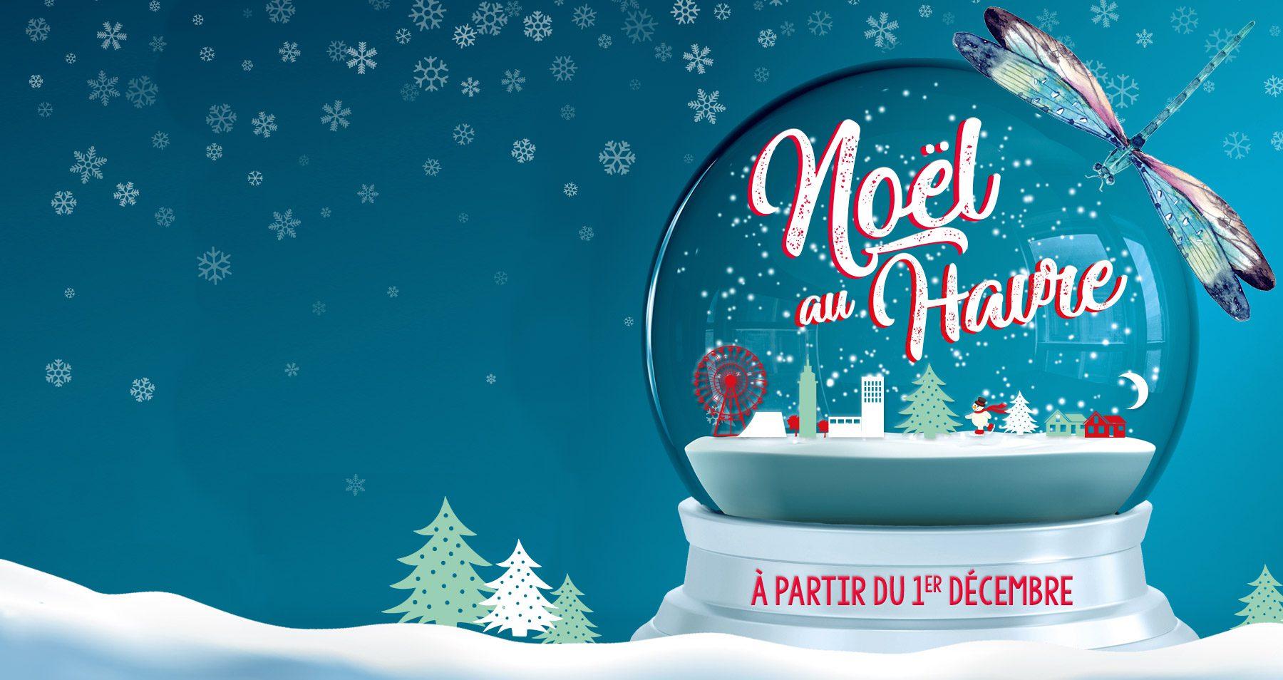 Marché de Noël Le Havre